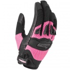 Gants Moto ICON Twenty-Niner Pink Woman