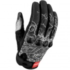 Gants Moto ICON Sub Street Angel Black