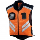 Gilet Moto ICON Mil-Spec Mesh Orange