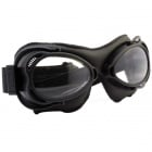 Masque Moto Nannini Streetfighter Black