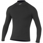 Maillot Froid Alpinestars Winter Tech Performance Top Noir