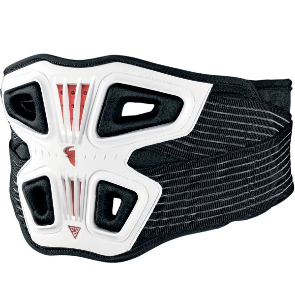 Ceinture Moto Thor Force Belt White