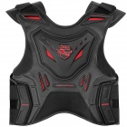 Dorsale Moto ICON Stryker Vest Black Red