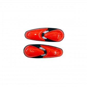 Sliders Moto Alpinestars SMX - Supertech - GP Tech R Toe Slider Boots Red
