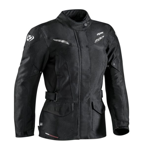 Blouson Moto Ixon Summit 2 Lady Black