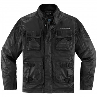 Blouson Moto ICON 1000 Forestall Black