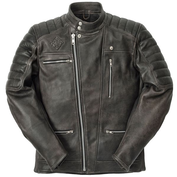 Blouson Moto Ride & Sons Empire Used Black