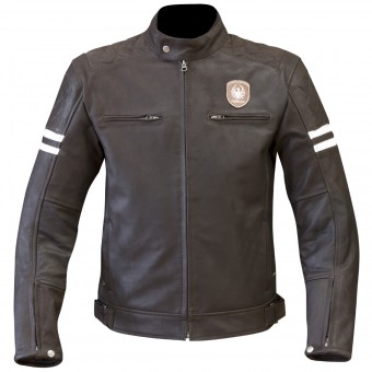 Blouson Moto Merlin Hixon Brown