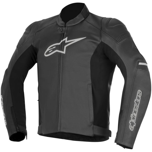 Blouson Moto Alpinestars SP-1 Leather Black