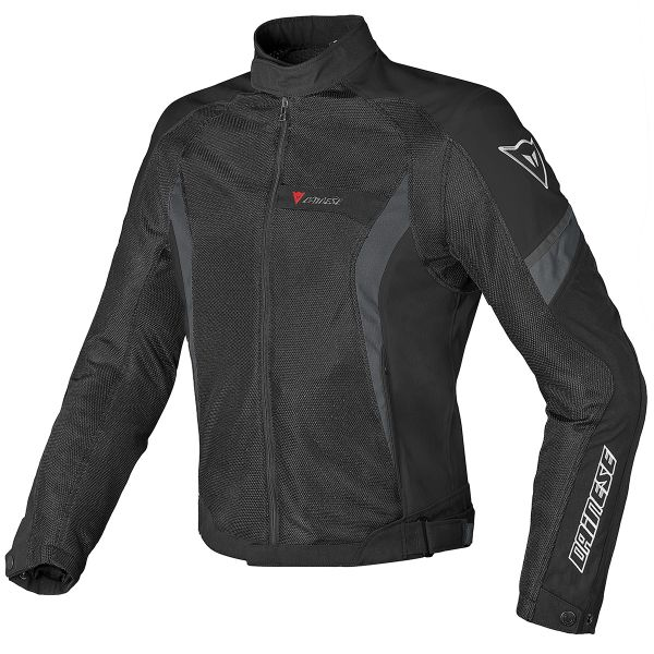 Blouson Moto Dainese Air Crono Black Grey