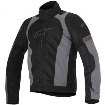 Blouson Moto Alpinestars Amok Air Drystar Black Dark Grey
