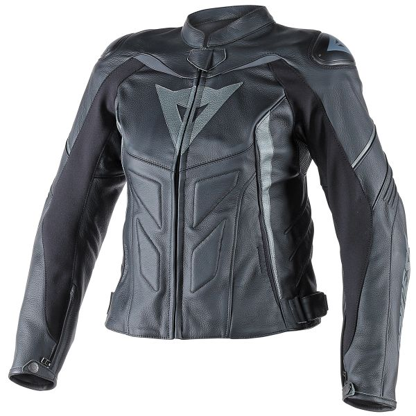 Blouson Moto Dainese Avro D1 Lady Black Anthracite