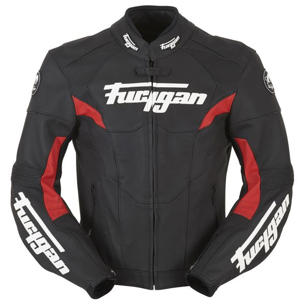 Blouson Moto Furygan Blade Black Red