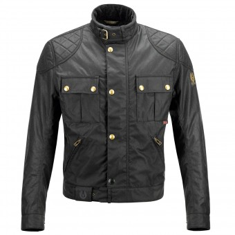 Blouson Moto Belstaff Brooklands Black