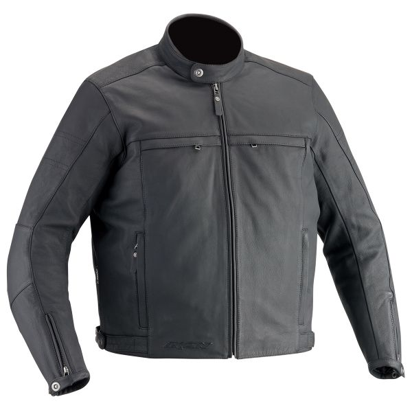Blouson Moto Ixon Copper Slick C Black
