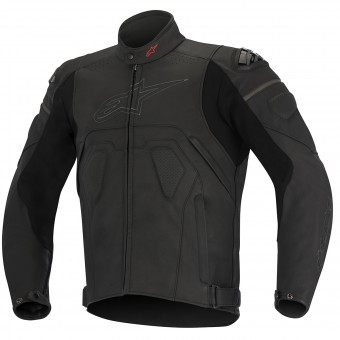 Blouson Moto Alpinestars Core Leather Black