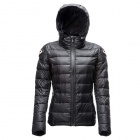 Blouson Moto Blauer Easy Winter Woman Noire