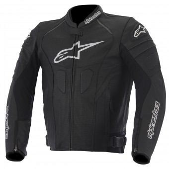 Blouson Moto Alpinestars GP PLUS R Perfore Noir Anthracite