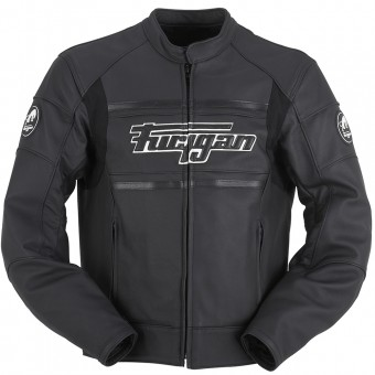 Blouson Moto Furygan Houston Amo II Noir