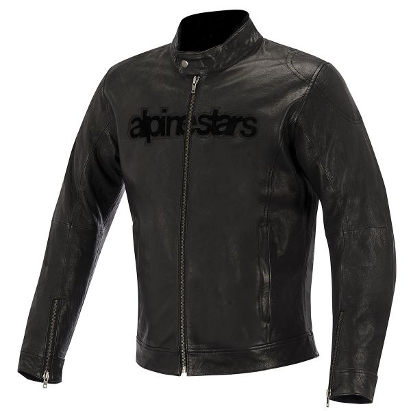 Blouson Moto Alpinestars Huntsman Leather Jacket