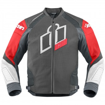 Blouson Moto ICON Hypersport Prime Red