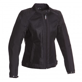 Blouson Moto Bering Lady Wave Black