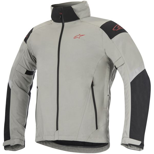 Blouson Moto Alpinestars Lance 3L Waterproof Light Grey