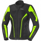 Blouson Moto IXS Larissa Lady Black Yellow