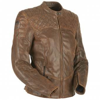 Blouson Moto Furygan Legend Lady Rusted