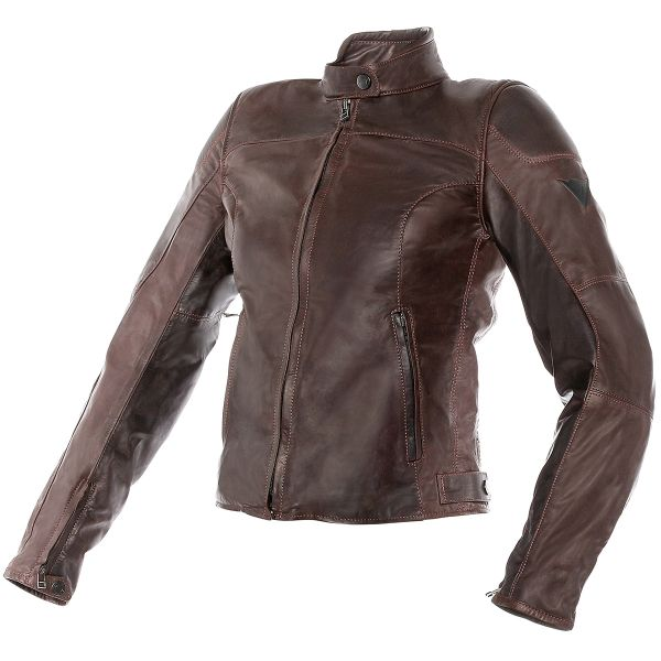 Blouson Moto Dainese Mike Lady Brown