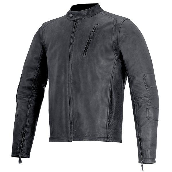 blouson moto alpinestars oscar monty black au meilleur prix. Black Bedroom Furniture Sets. Home Design Ideas