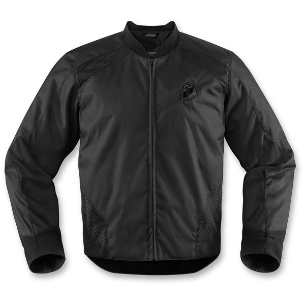 Blouson Moto ICON Overlord Stealth
