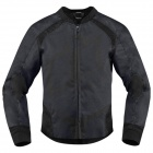 Blouson Moto ICON Overlord Women Black