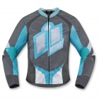 Blouson Moto ICON Overlord Women Grey