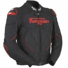 Blouson Moto Furygan Raptor Black Red