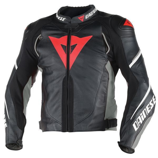 Blouson Moto Dainese Super Speed D1 Black White