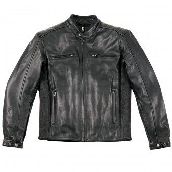 Blouson Moto Helstons William Classic Noir