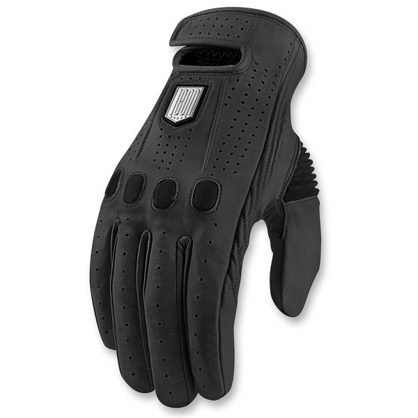 Gants Moto ICON 1000 Prep Black