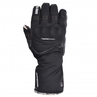 Gants Moto V'Quattro Advance 2.1 Gore-Tex Black