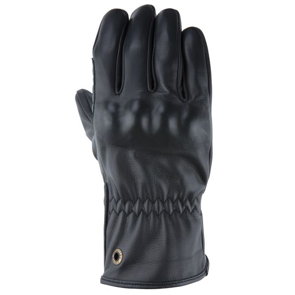 Gants Moto V'Quattro Dust Black