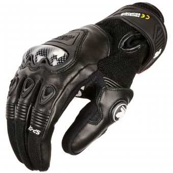 Gants Moto V'Quattro SP-02 Black