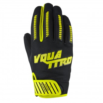 Gants Moto V'Quattro MX17 Yellow