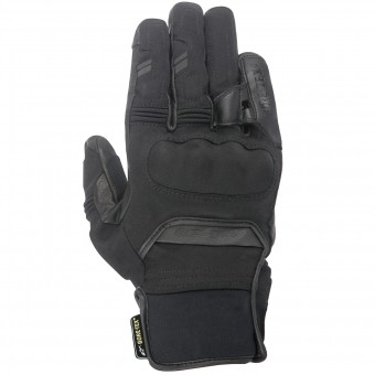Gants Moto Alpinestars Polar Gore-Tex Black