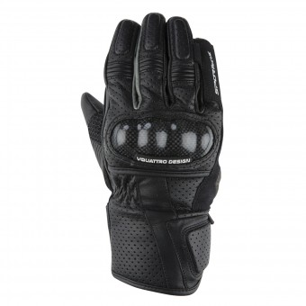 Gants Moto V'Quattro RC-17 Black