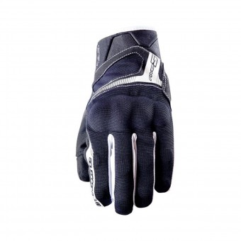 Gants Moto Five RS3 Kid Black White