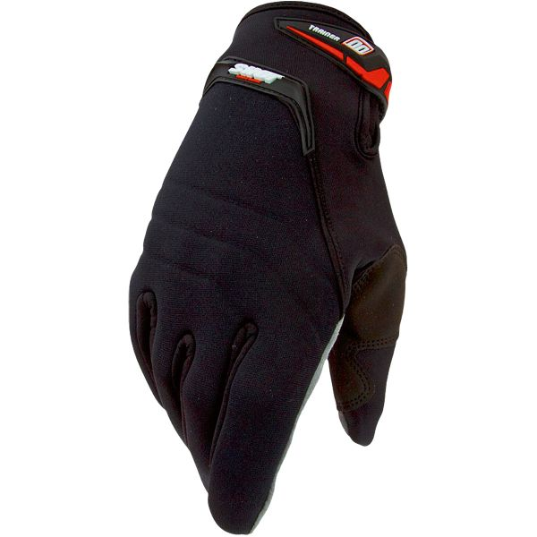Gants Moto SHOT Trainer Black