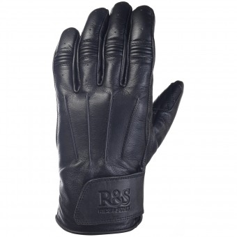 Gants Moto Ride & Sons Worker Black