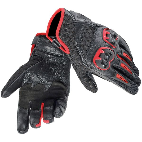 Gants Moto Dainese Air Hero Red Black