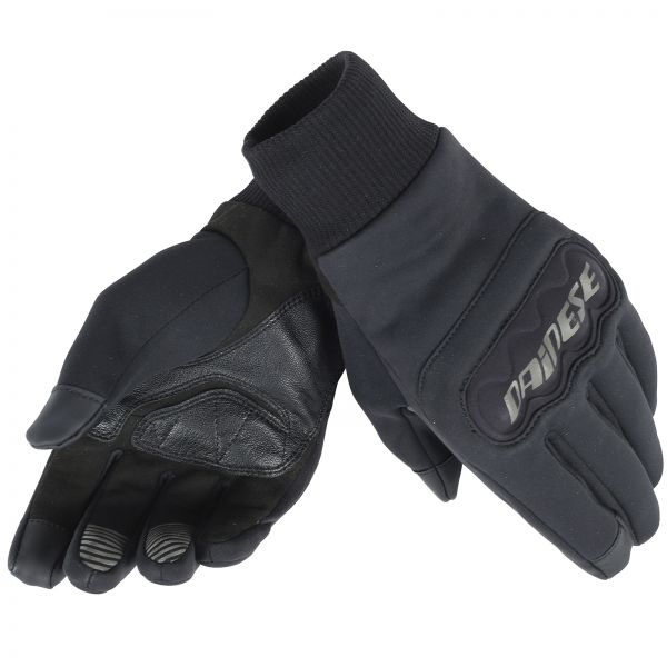 Gants Moto Dainese Anemos Windstopper Black