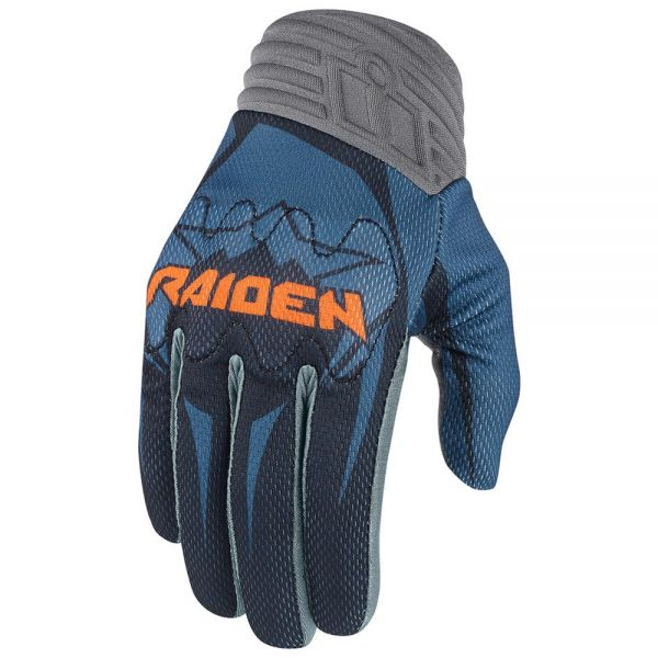 Gants Moto ICON Arakis Glove Slate